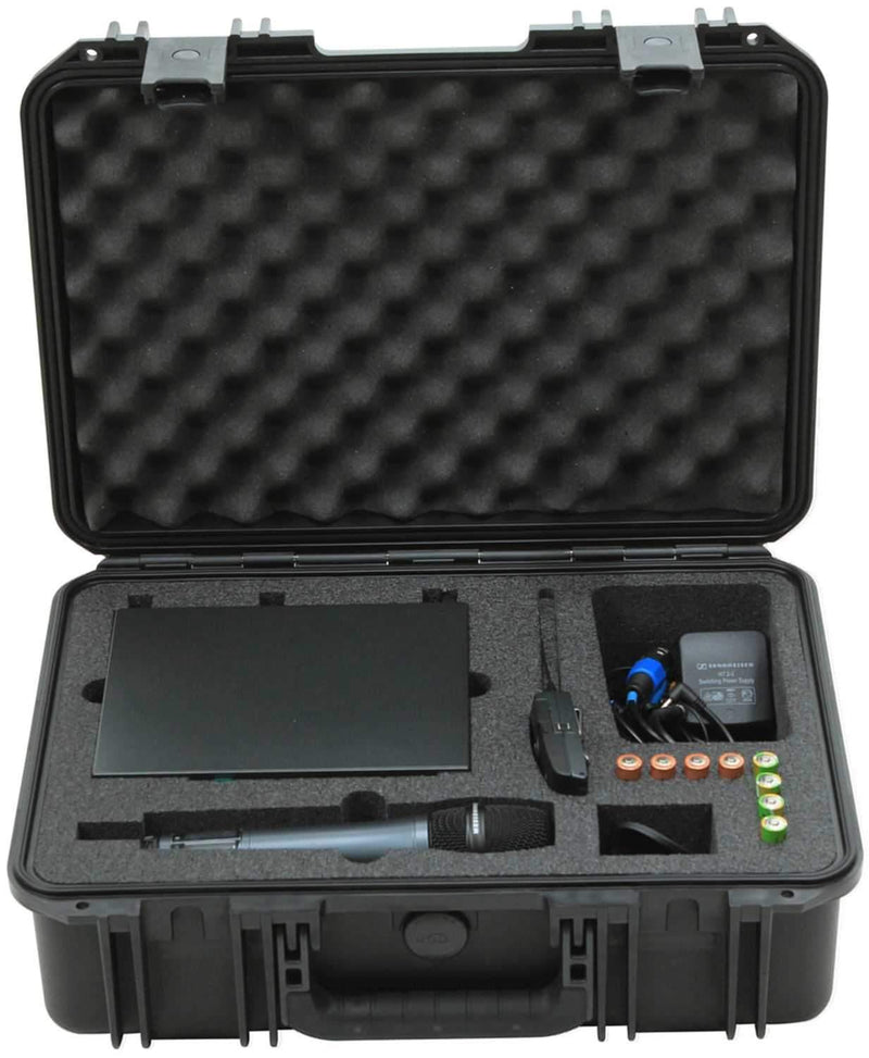SKB 3I1711SEW Sennheiser EW Series Wireless Case - PSSL ProSound and Stage Lighting