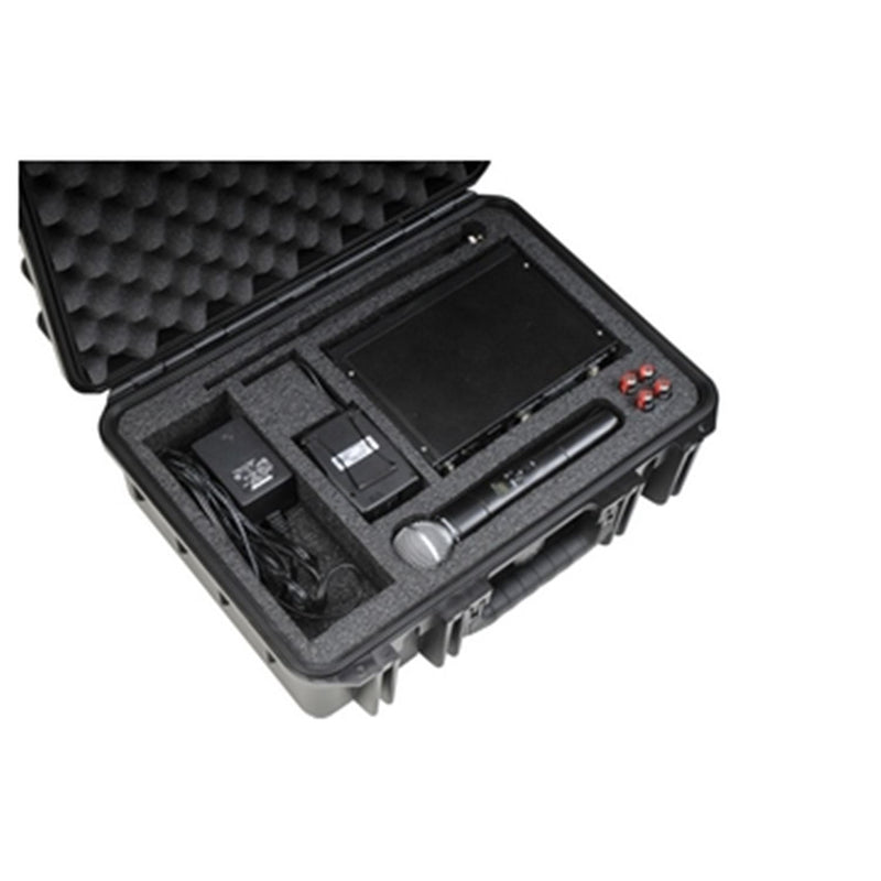 SKB 3I1711XLX Molded Case For Shure SLX & ULX Mic - PSSL ProSound and Stage Lighting