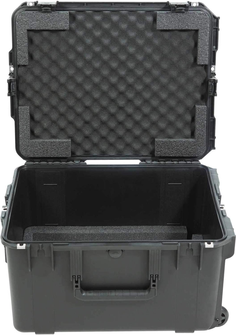 SKB 3I-2217-124U Case with Removeable 4U Rack Cage - PSSL ProSound and Stage Lighting