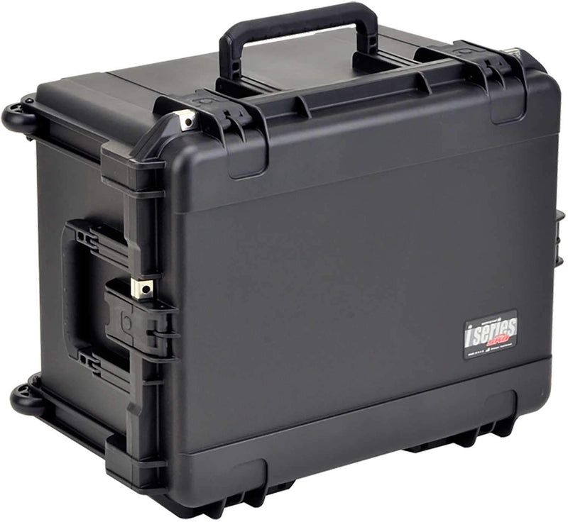 SKB 3i-2217-12BC 22x17x12 Waterproof Utility Case with Wheels & Foam - PSSL ProSound and Stage Lighting