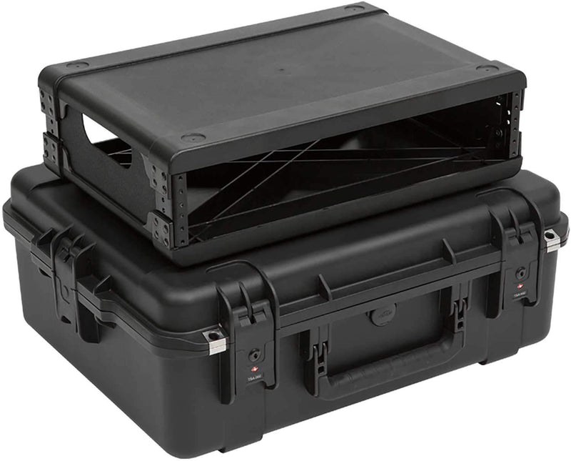 SKB 3i-2217M82U 2U Injection Molded Fly Rack - PSSL ProSound and Stage Lighting
