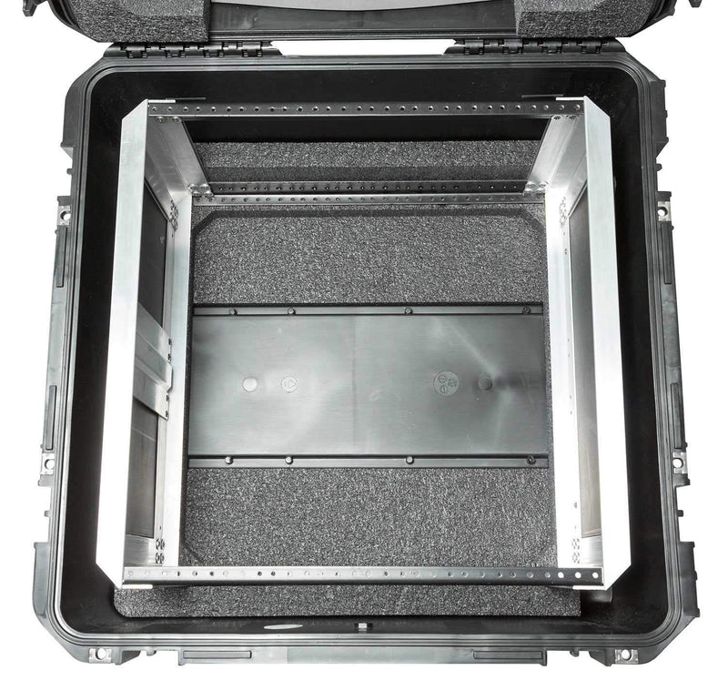 SKB 3i-22221210U iSeries 10U Fly Rack Case - PSSL ProSound and Stage Lighting