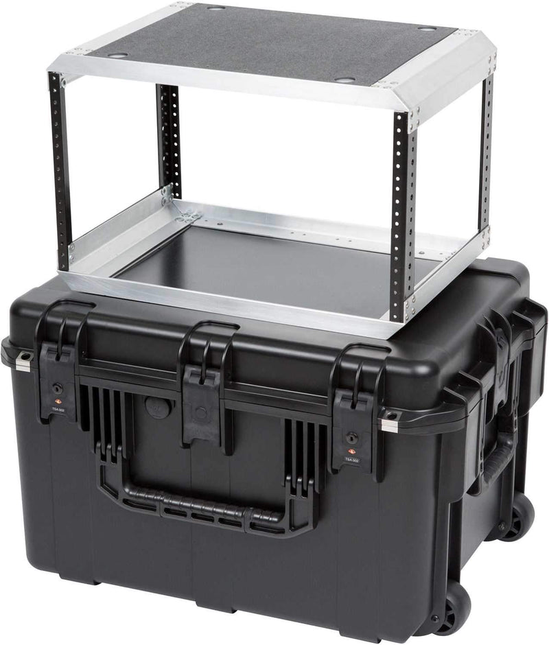 SKB 3I-2317-146U Case with Removeable 6U Rack Cage - PSSL ProSound and Stage Lighting