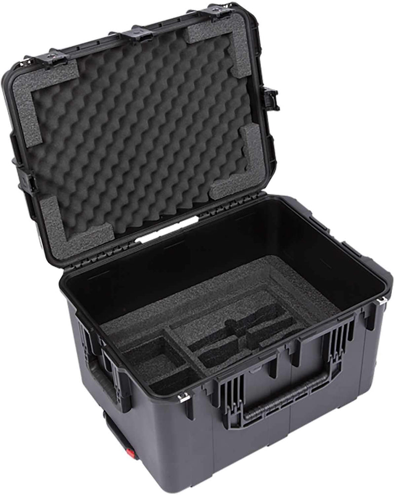 SKB 3i-231714WMC Wireless Mic Fly Rack Case - PSSL ProSound and Stage Lighting