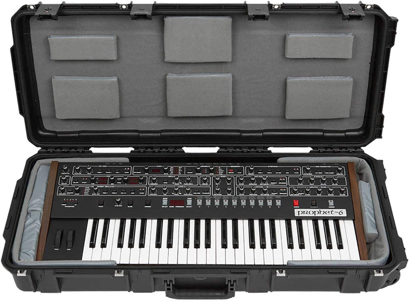 SKB 3i-3614-TKBD iSeries 49-Note Keyboard Case - PSSL ProSound and Stage Lighting