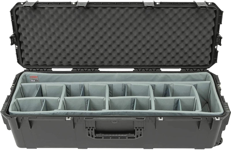 SKB iSeries 4213-12 Case with 2x Think Tank Dividers - ProSound and Stage Lighting