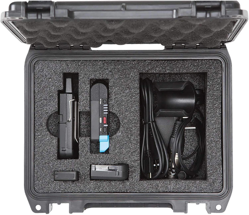 SKB 3i0806-3-AVX Case for Sennheiser AVX Wireless - PSSL ProSound and Stage Lighting