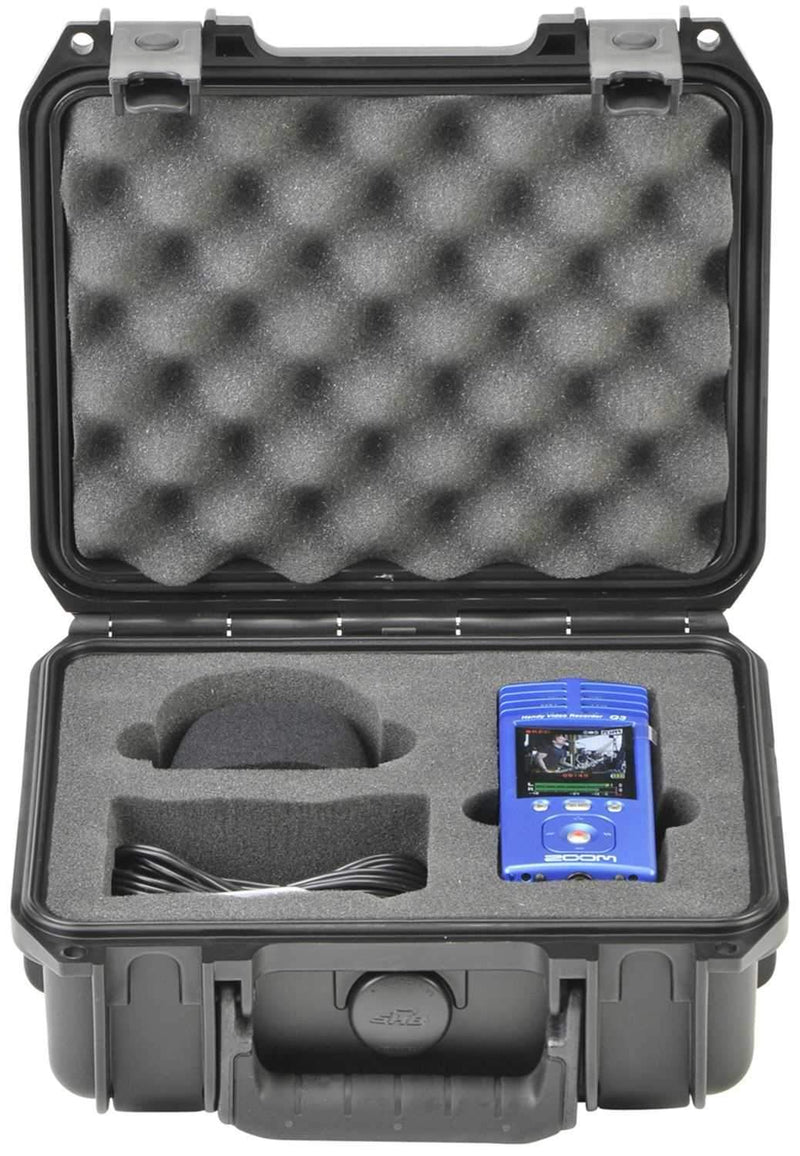 SKB 3I09074B05 Waterproof Case For Zoom Q3 - PSSL ProSound and Stage Lighting