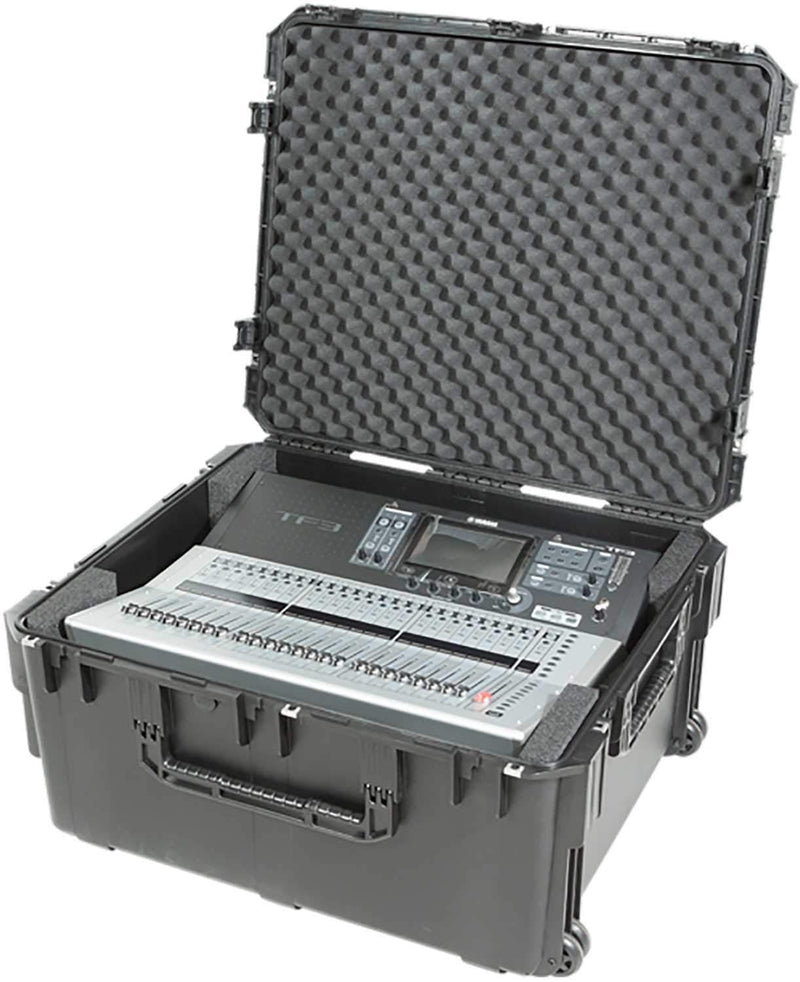 SKB 3i3026-15TF3 iSeries Case for Yamaha TF3 Mixer - PSSL ProSound and Stage Lighting