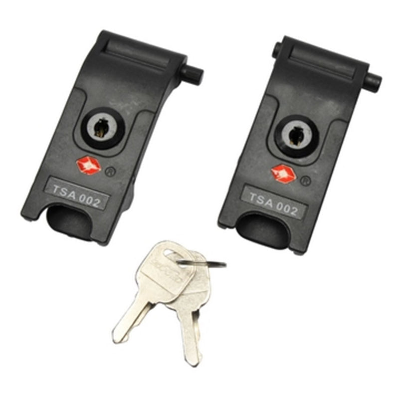 SKB 3ITSA2 Medium TSA Locking Latch Kit - PSSL ProSound and Stage Lighting
