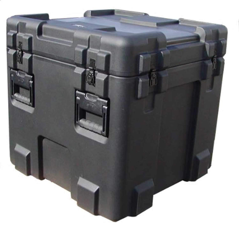 SKB 3R242424BL Molded Equipment Case - ProSound and Stage Lighting