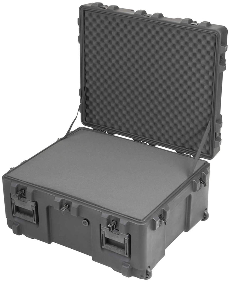 SKB 3R302515BCW Molded Equipment Case - ProSound and Stage Lighting