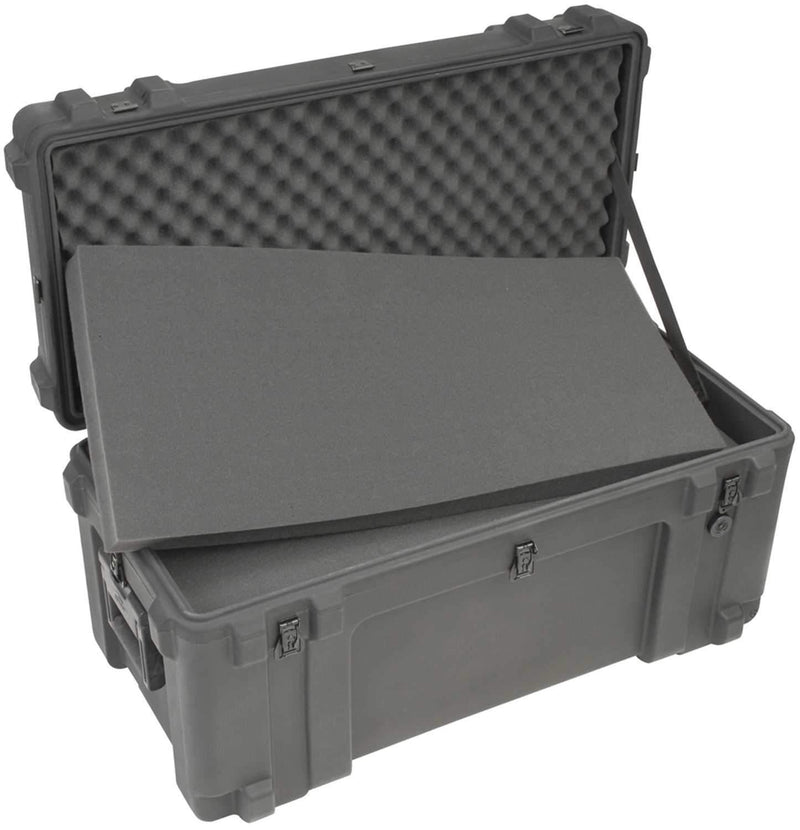 SKB 3R321415BCW Molded Equipment Case - ProSound and Stage Lighting