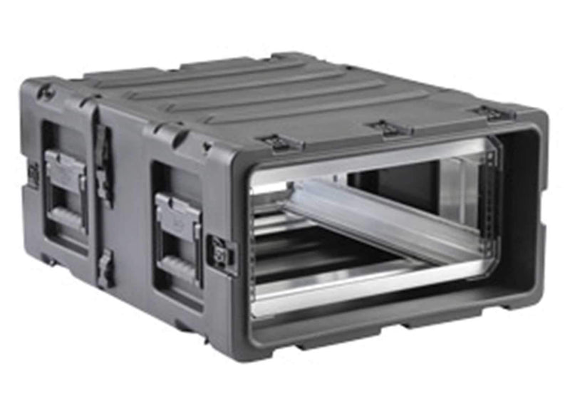 SKB 3RR-4U24-25B 4U Removable Shock Rack 24 Inch - ProSound and Stage Lighting