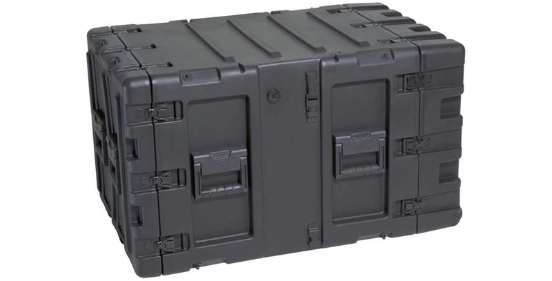 SKB 3RS-9U24-25B 9U Non-Removable Shock Rack 24I - PSSL ProSound and Stage Lighting