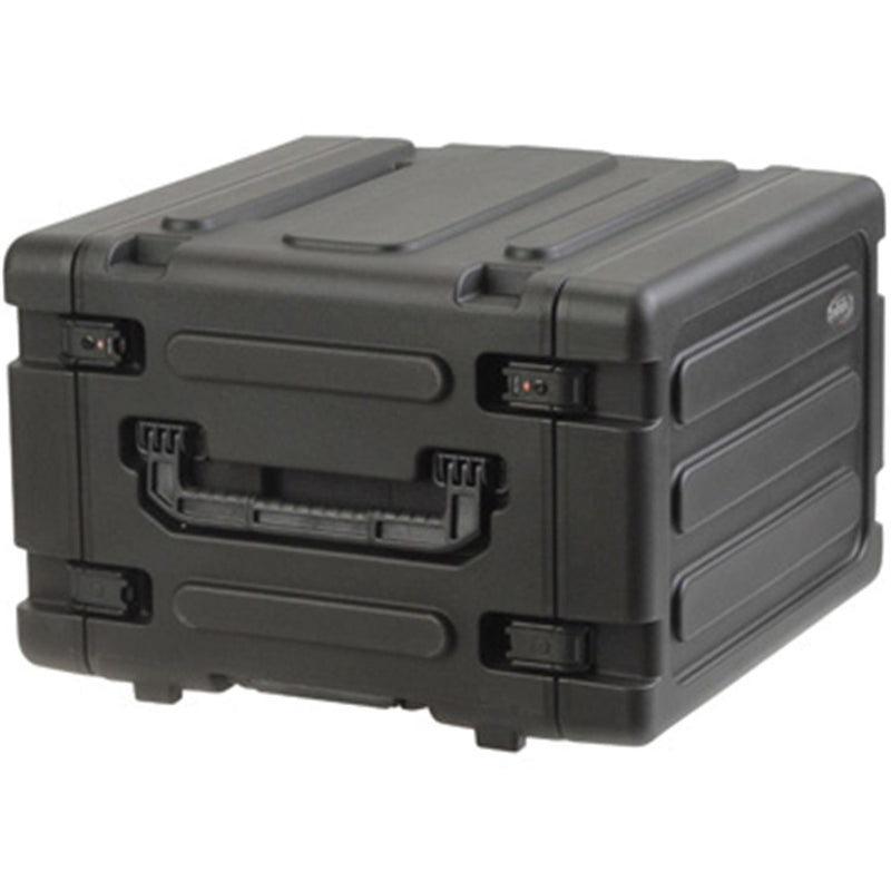 Skb 3SKBR06U20W 6 Space Shock Rack with Wheels - PSSL ProSound and Stage Lighting