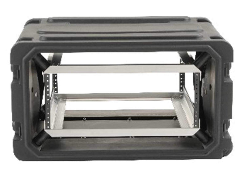 SKB 3SKBR04U20W 4U Rolling Shock Mount Rack - PSSL ProSound and Stage Lighting