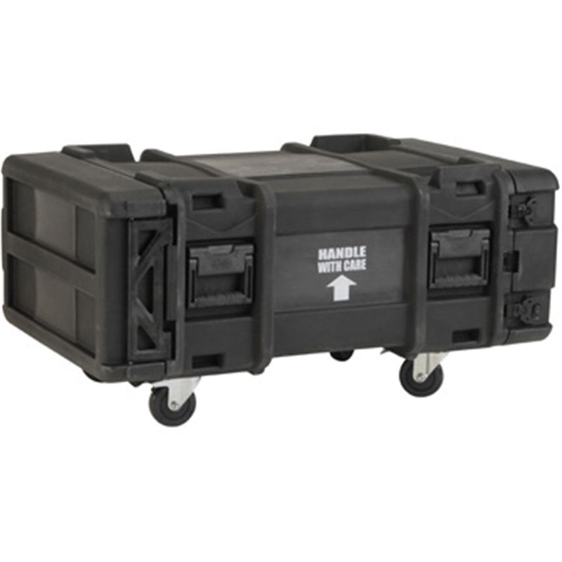 SKB 3SKBR904U28 4U Industrial Shock Rack - ProSound and Stage Lighting