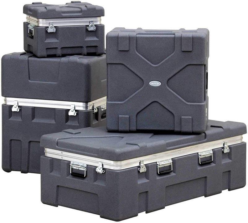 SKB 3SKBX262432 Molded Equipment Case - ProSound and Stage Lighting