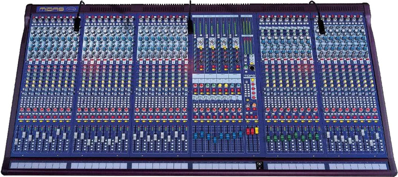 Midas VERONA 32 32-Channel Analog Audio Console - ProSound and Stage Lighting