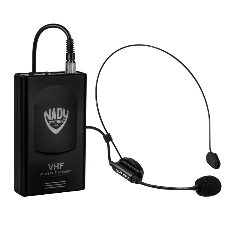 Nady U-41 QUAD LT/O UHF 4-Ch Omni Lavalier System - PSSL ProSound and Stage Lighting