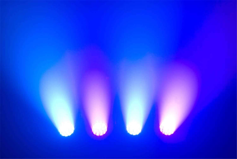Chauvet 4BAR 4x LED Par Wash Light Complete System - PSSL ProSound and Stage Lighting