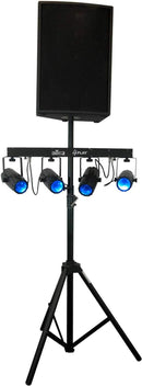 Chauvet 4PLAY 4x LED Moonflower Effect Light Bar - PSSL ProSound and Stage Lighting