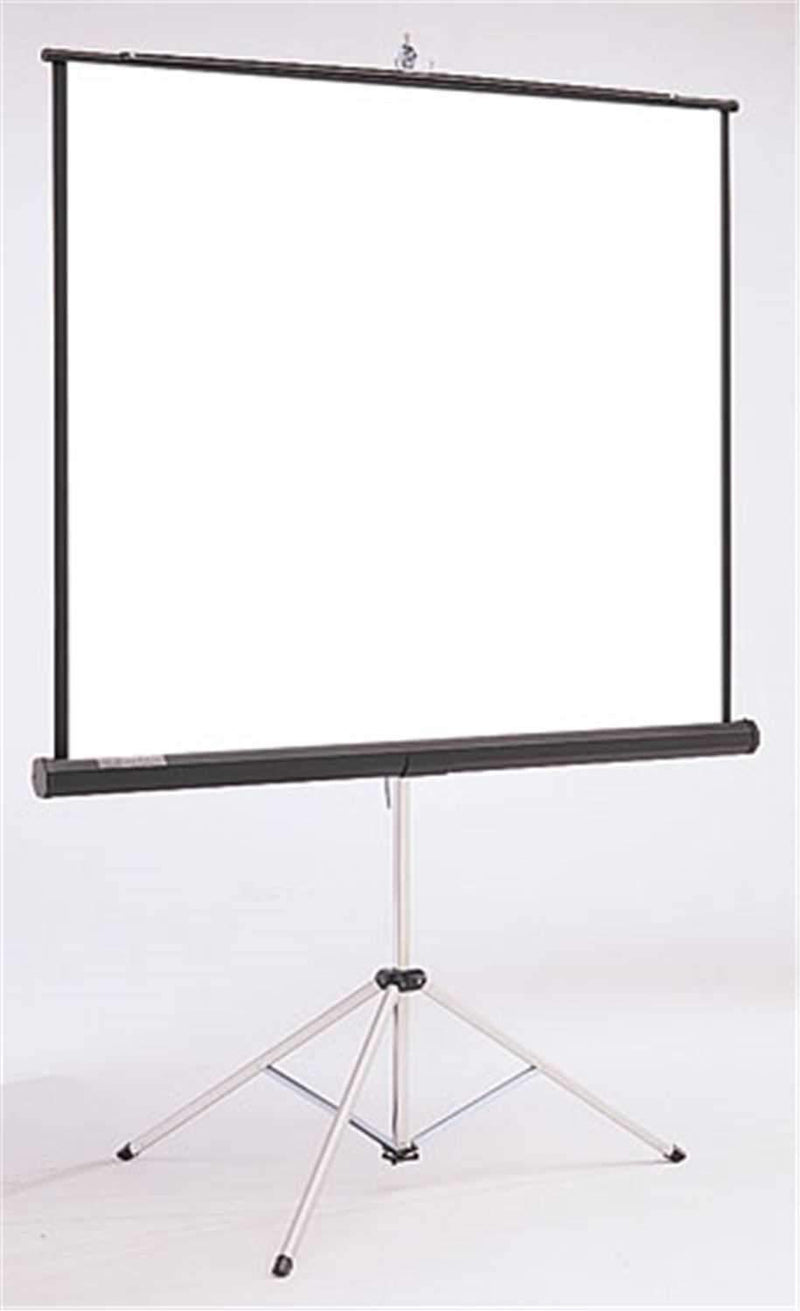 Da-Lite 8 Ft Matte White 96-Inch x 96-Inch Tripod Projection Screen - ProSound and Stage Lighting