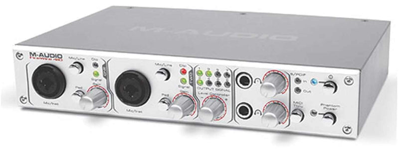 M-Audio 410 4-In/10-Out Firewire Interface - PSSL ProSound and Stage Lighting