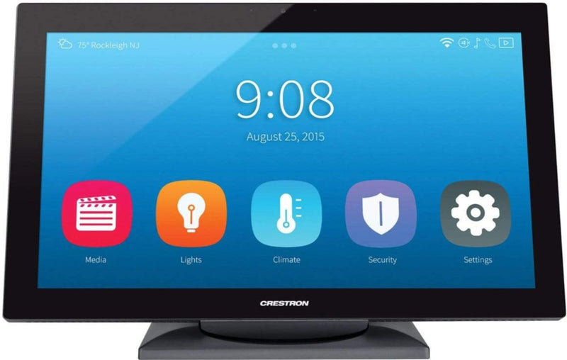 Crestron TS-1542-TILT-B-S 15.6 in HD Touch Screen - ProSound and Stage Lighting