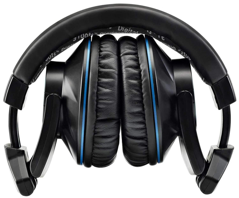 Hercules HDP DJ-Pro M1001 Pro DJ Headphones - PSSL ProSound and Stage Lighting