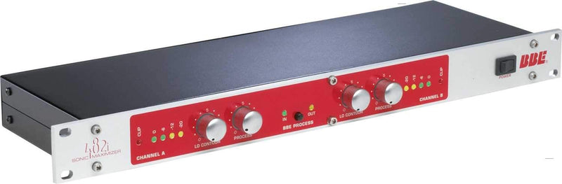 BBE 482i Sonic Maximizer - PSSL ProSound and Stage Lighting