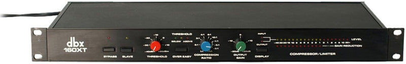 DBX 160XT Single Channel Compressor Limiter - ProSound and Stage Lighting