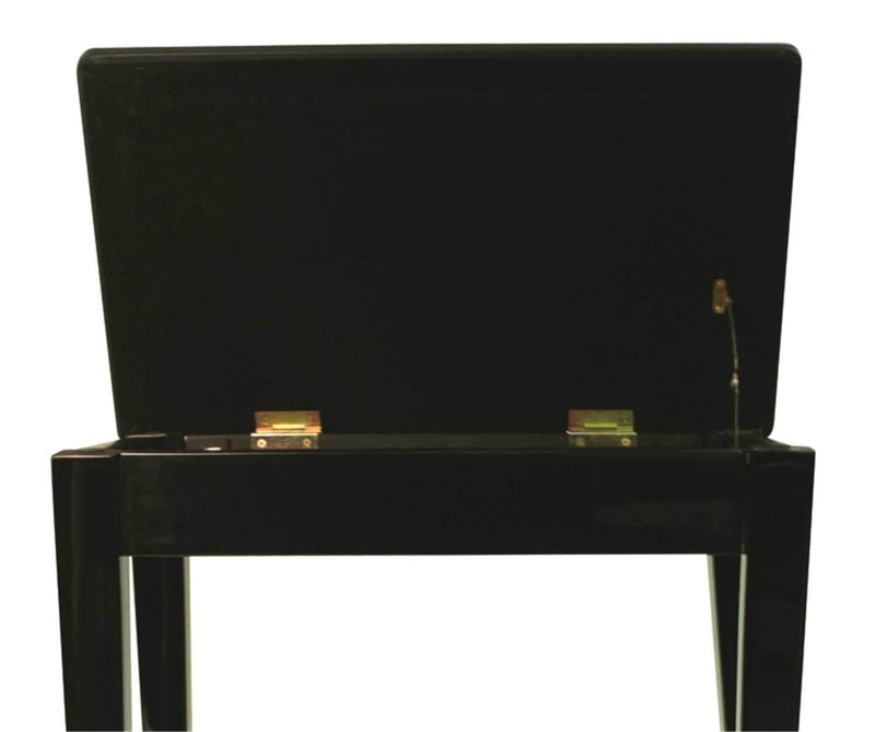 Behringer 5-BK Black Padded Piano Bench - PSSL ProSound and Stage Lighting