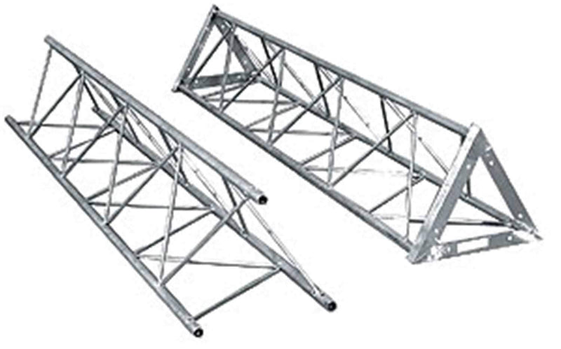 International Closed End Tri-Truss 5 Ft with Bolts - PSSL ProSound and Stage Lighting