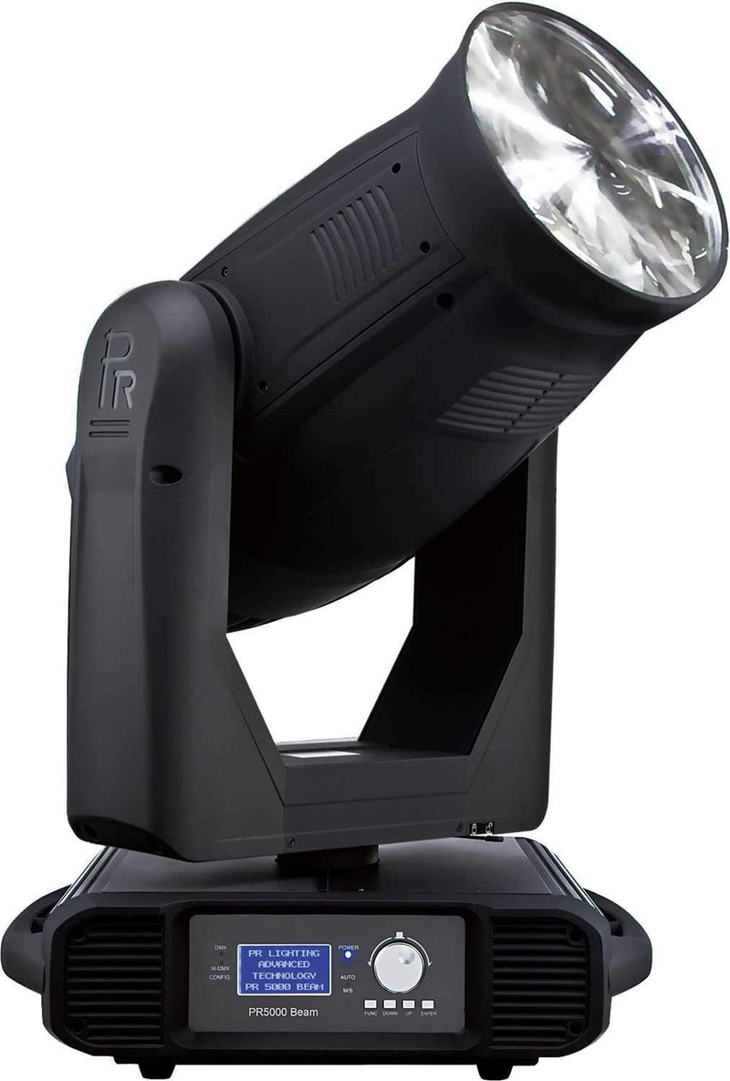 PR Lighting PR-5000 Beam 1500w Moving Head Light - ProSound and Stage Lighting
