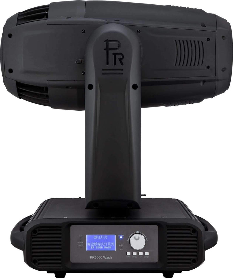 PR Lighting PR-5000 Wash 1500w Moving Head Light - PSSL ProSound and Stage Lighting