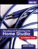 Hal Leonard 50448045 Complete Guide To Home Studio - PSSL ProSound and Stage Lighting