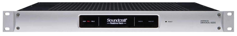 Soundcraft Realtime Rack Core - PSSL ProSound and Stage Lighting