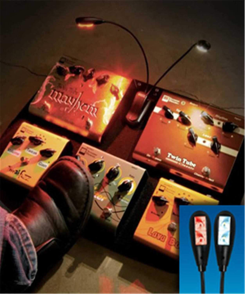 Mighty Bright Super LED Mixer/Pedal Board Light - PSSL ProSound and Stage Lighting