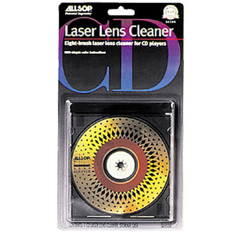 Allsop CD Player Lens Cleaner - PSSL ProSound and Stage Lighting