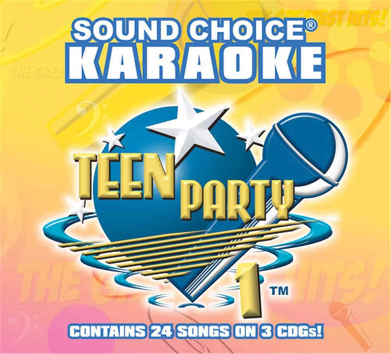 Sound Choice Teen Party Pack Vol-I - PSSL ProSound and Stage Lighting