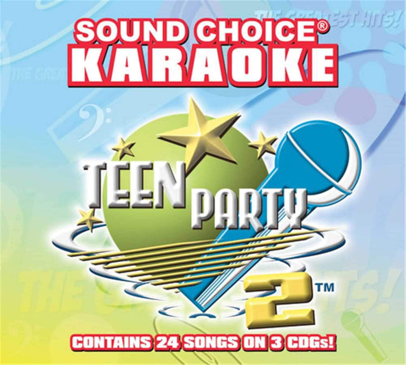 Sound Choice Teen Party Pack Vol-Ii - PSSL ProSound and Stage Lighting