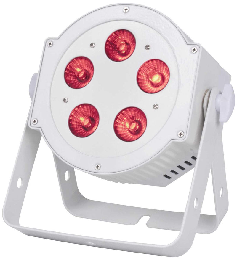 ADJ American DJ 5P Hex Pearl RGBAWUV LED Wash Light - PSSL ProSound and Stage Lighting