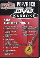Sound Choice Teen Hits Dvd Karaoke - Vol 1 - PSSL ProSound and Stage Lighting