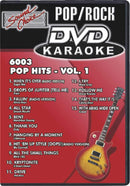 Sound Choice Pop Hits Dvd Karaoke - Vol 1 - ProSound and Stage Lighting