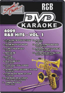 SOUND CHOICE R & B HITS DVD KARAOKE - VOL 1 - ProSound and Stage Lighting