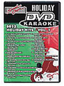 Sound Choice 6012 Holiday Hits Dvd Karaoke Vol 1 - PSSL ProSound and Stage Lighting
