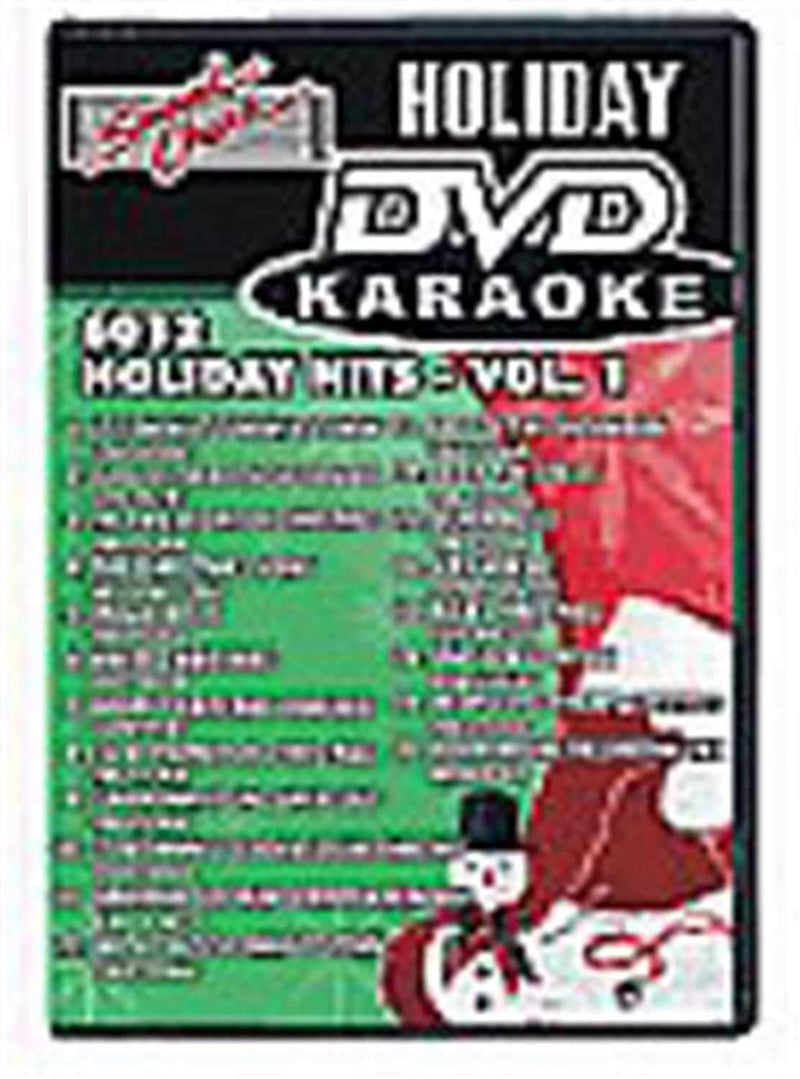 Sound Choice 6012 Holiday Hits Dvd Karaoke Vol 1 - ProSound and Stage Lighting