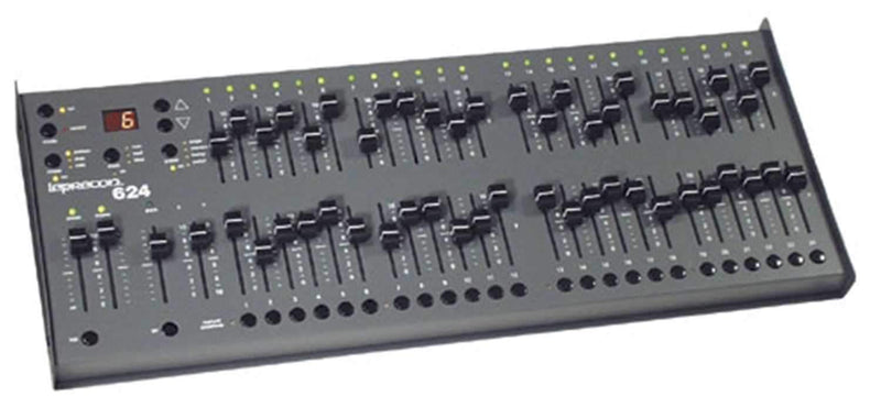 Leprecon 624MPXDA 24 Channel Memory Contrl - ProSound and Stage Lighting